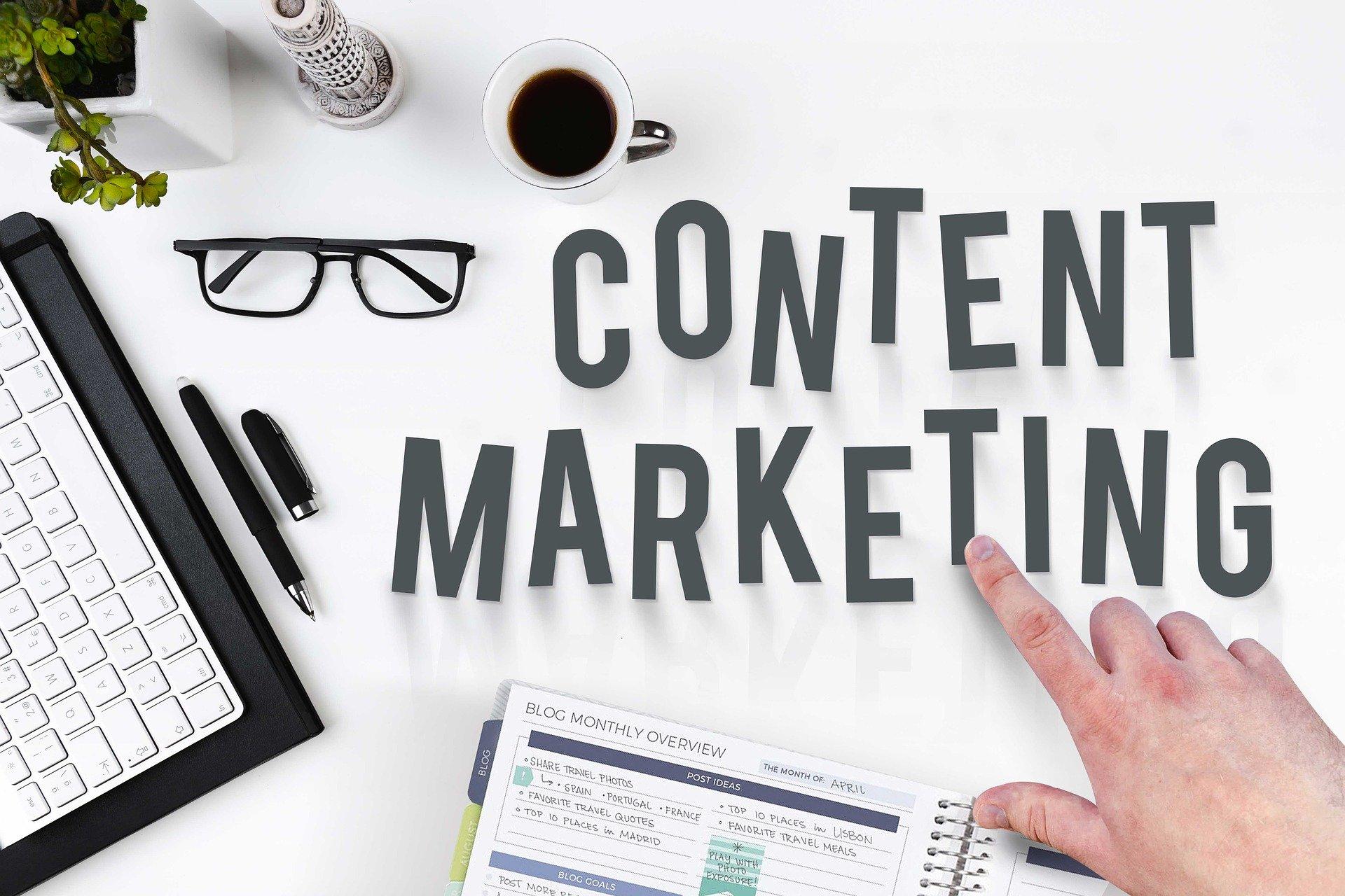 Copywriting czycontent marketing. Co wybrać, żebyzwiększyć ruch nastronie isprzedaż wsklepie internetowym?